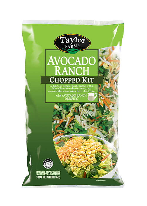Avocado Ranch Chopped Kit