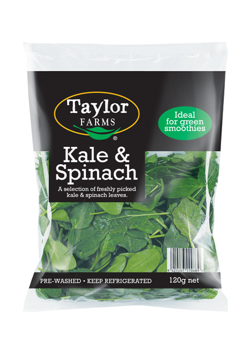 Kale & Spinach