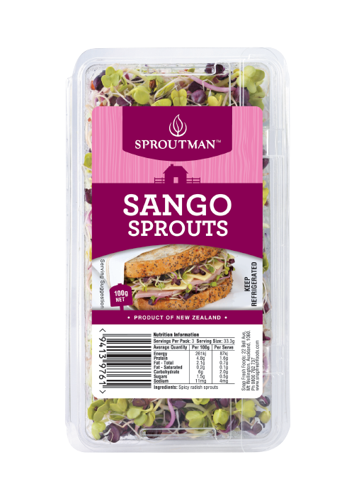 Sango Sprouts