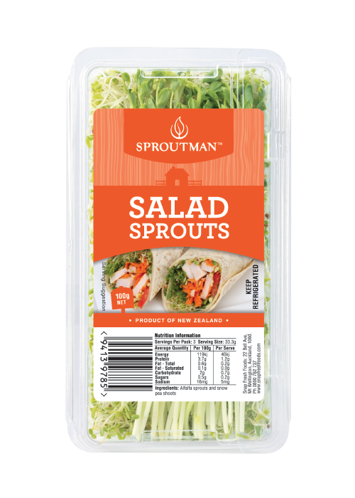 Salad Sprouts
