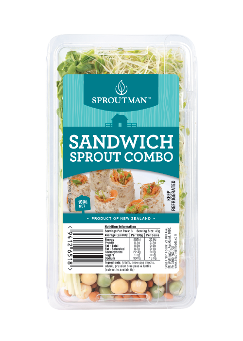 Sandwich Sprout Combo