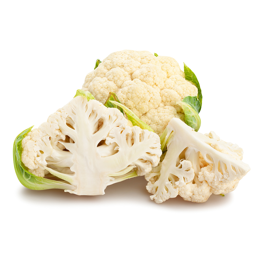 Cauliflower Halves