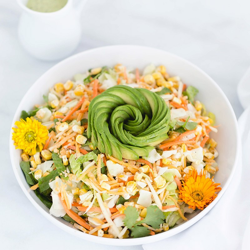 Avocado Lovers Salad